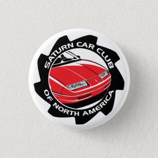Botón del club del coche de Saturn