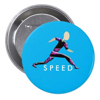 Botón del corredor de Sprint
