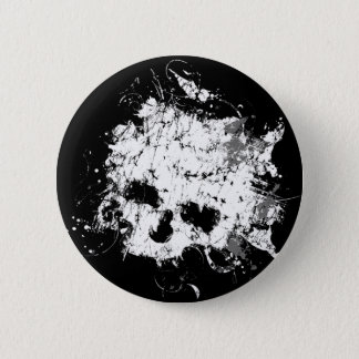 Botón del cráneo de Splat