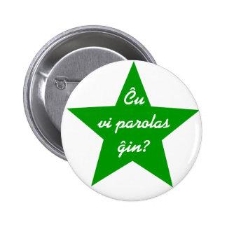 botón del esperanto, esperanto-butono