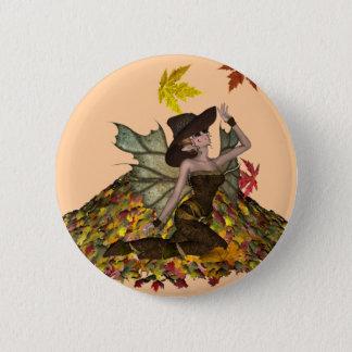 Botón del Faery del otoño del KRW