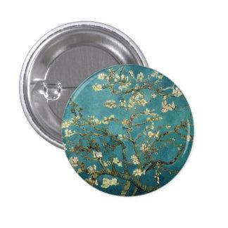 Botón del flor de la almendra