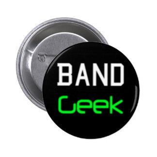 Botón del friki de la banda