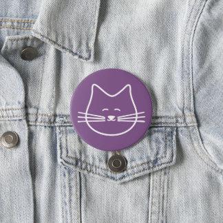 botón del gato del gatito