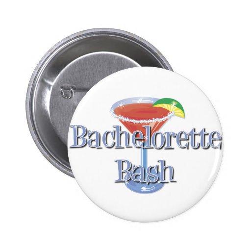 Botón del golpe de Bachelorette Pin