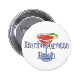 Botón del golpe de Bachelorette Pins