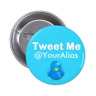 Botón del gorjeo: Pia los @YourAlias Pins