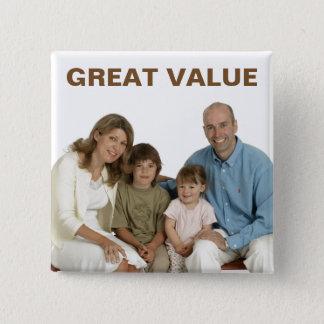 Botón del gran valor