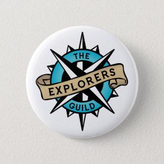 Botón del gremio de los exploradores