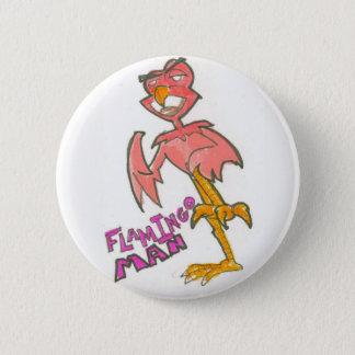Botón del hombre del flamenco