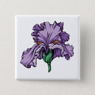 Botón del iris
