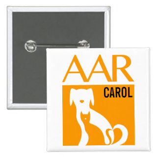 Botón del logotipo de AAR con el nombre adaptable,