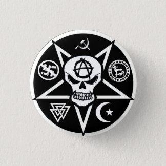 Botón del logotipo de Anarchotik