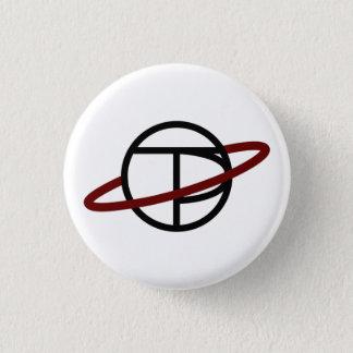 Botón del logotipo de Café del AU pequeño