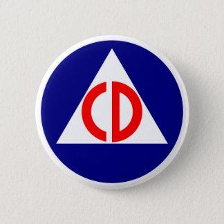Botón del logotipo de la defensa civil