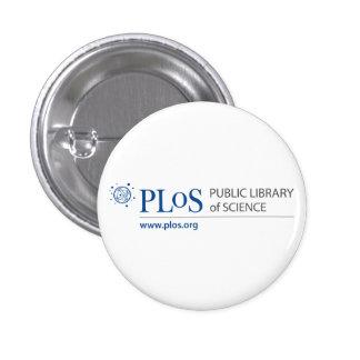 Botón del logotipo de PLoS Pin