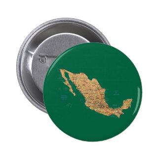 Botón del mapa de México