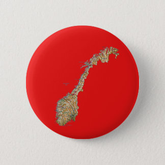 Botón del mapa de Noruega