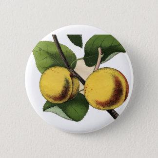 Botón del melocotón