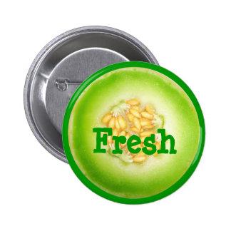 Botón del melón de ligamaza