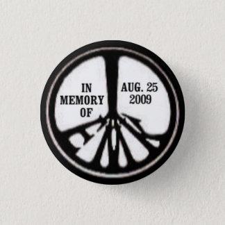 Botón del monumento de la paz de EMK