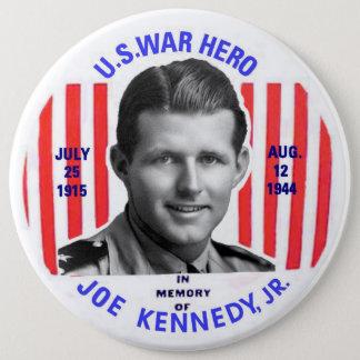 Botón del monumento del Jr. de Joe Kennedy