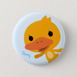 Botón del pato del Dory de Qkids