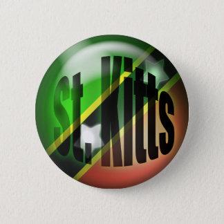 Botón del patriota del St. San Cristobal