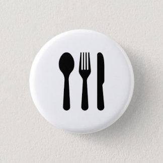 """Botón del pictograma de los """"cubiertos"""""""