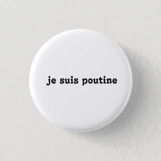 botón del poutine de los suis del je