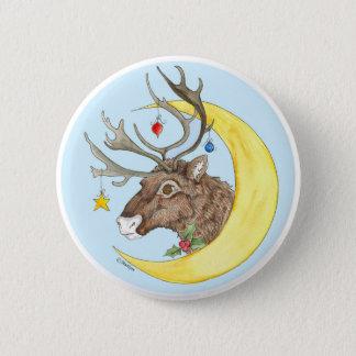 Botón del reno