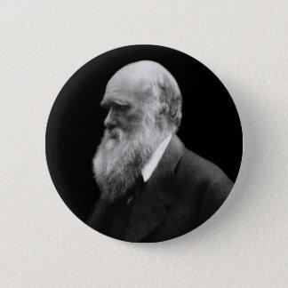 Botón del retrato de Darwin