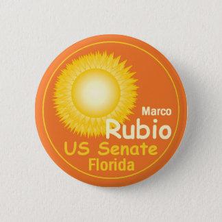 Botón del senado de RUBIO la Florida