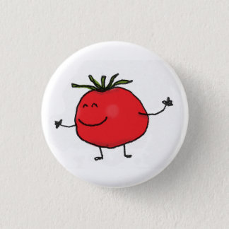Botón del tomate