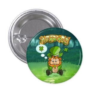 Botón del trébol de la hoja de Tommy cuatro
