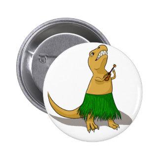 Botón del Ukulele de T-Rex