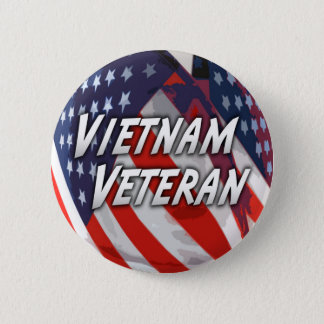 Botón del veterano de Vietnam