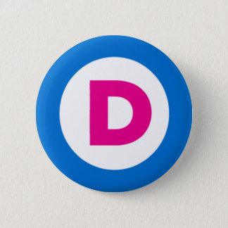 Botón Democratic