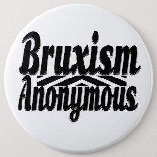 Botón enorme anónimo de Bruxism