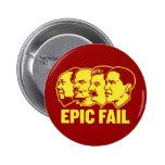 Botón épico de Obama del fall Pins