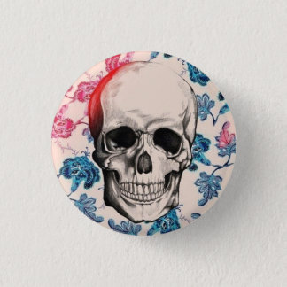 Botón floral del cráneo