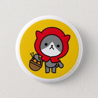 Botón - gatito - OrangeBack