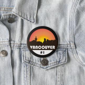 Botón grande de 3 pulgadas con el logotipo de