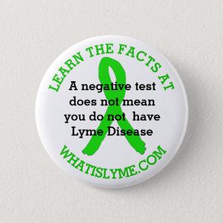 Botón inexacto de los hechos de la prueba de la