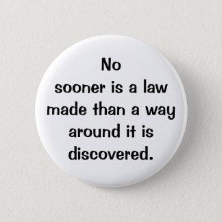 Botón italiano del proverbio No.119