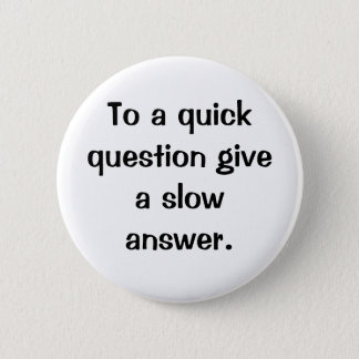 Botón italiano del proverbio No.181