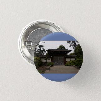 Botón japonés del té Garden#4 Pinback de San