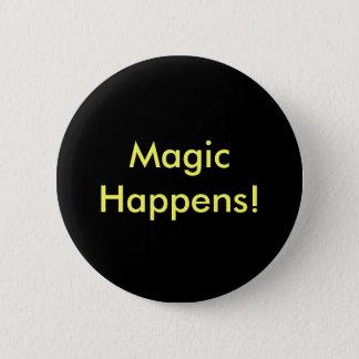 Botón - la magia sucede