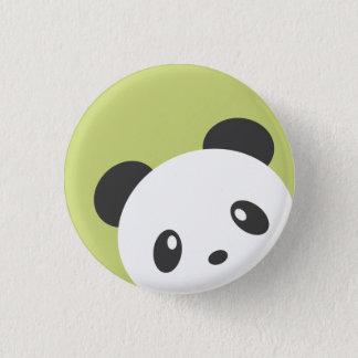 Botón lindo de la panda