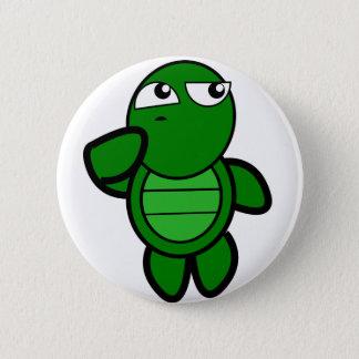 botón lindo de la tortuga